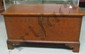 18th c American Chippendale Blanket Chest