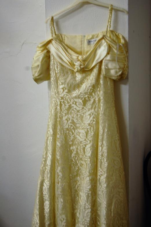 Vintage Ivory Lace 8