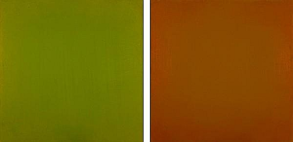 Anne Appleby (American, born 1954) Untitled I, 1996 each 42 1/2 x 42 1/2in