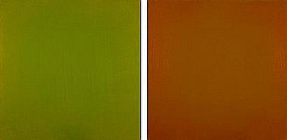 Anne Appleby (American, born 1954) Untitled I, 1996 each 42 1/2 x 42 1/2in