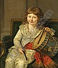 Studio of Adélaide Labille-Guiard (French, 1749-1803) The young drummer 32 x 25 1/2in (81.3 x 64.7cm), Adelaide Labille-Guiard, Click for value