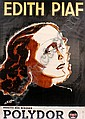 Charles Kiffer (French, 1902-1992); Edith Piaf;, Charles Kiffer, Click for value