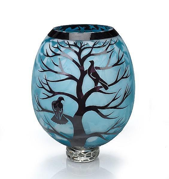 Duncan McClellan (American, born,1967) Vase