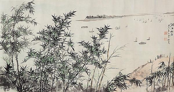 Pu Quan (1913-1991) Xiang River