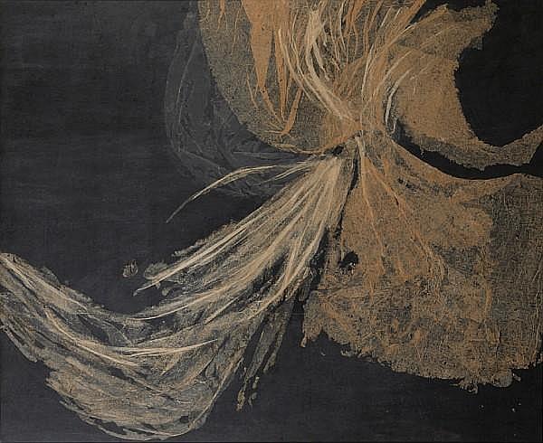 Francisco Farreras (Spanish, born 1927) Cuadro No. 88, 1960 54 3/4 x 66 9/16in (139 x 169cm)