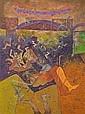Luis Granda (Mexican, born 1941) Levítico, 1992 53 x 39 1/4in (134.6 x 99.7cm), Luis Granda, Click for value