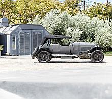 The ex-Major E.G.Thomson, John Sword, Rt. Hon. Alan Clark 1929 Bentley 4½ Liter Sports Tourer Coachwork by Vanden Plas