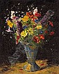 Ferdinand Kaufmann (American, 1864-1942) Spring Bouquet 30 x 24in, Ferdinand Kaufmann, Click for value
