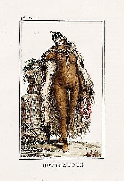 LEVAILLANT, FRANCOIS. 1753-1824.