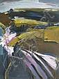 Henrietta Berk (American, 1919-1993) Orchard 40 x 30in, Henrietta Berk, Click for value