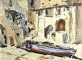 Sergei Bongart (Russian/American, 1918-1985)