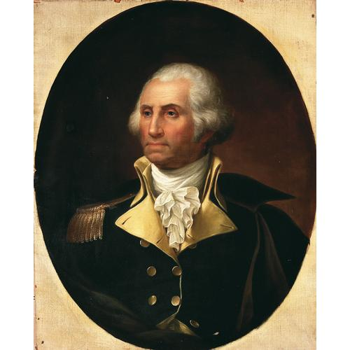 Constantino Brumidi Portrait of George Washington oil painting