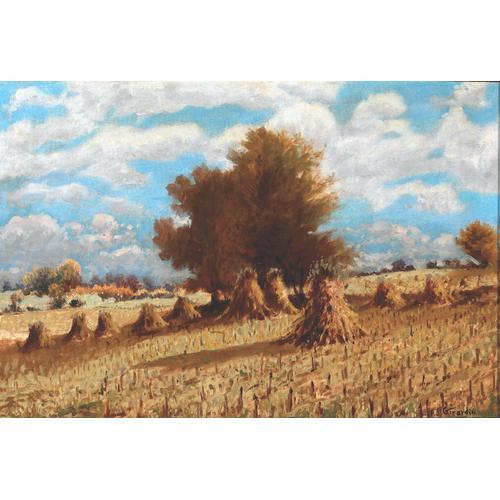 Girardin Landscape Oil Painting