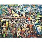 John Costigan Carnival Scene oil painting, John Edward Costigan, Click for value