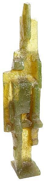 A Maurice Legendre pâte de verre sculpture