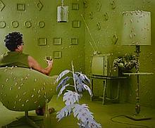 Sandy Skoglund (born 1946) Germs are Everywhere