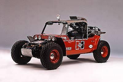 Ex-Solar Plastics Engineering Division/Steve McQueen/Bud Ekins,1967 'Baja Boot' Off Road Racing Buggy MICH67229