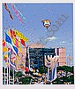 Hiro Yamagata (Japanese, born 1948); Untitled (City Celebration);, Hiro  Yamagata, Click for value