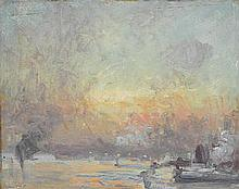 Robert Alexander Graham (American, 1873-1946) Afternoon (New Yo