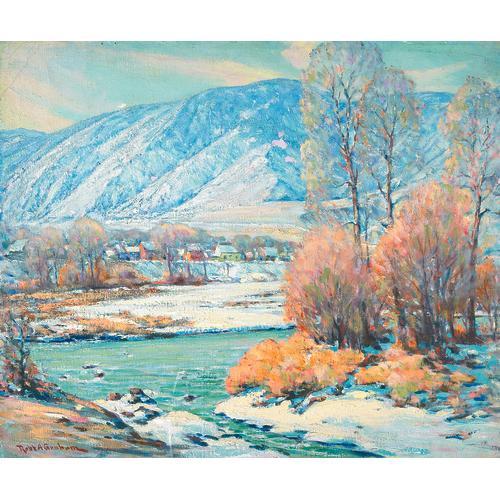 Graham Colorado Foothills Oil