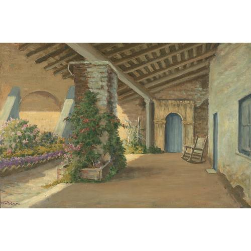 William Adam Monterey Garden Oil