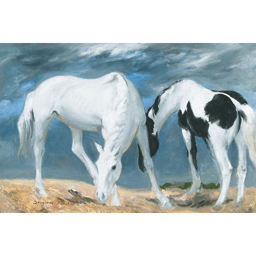 Parshall Horses Oil