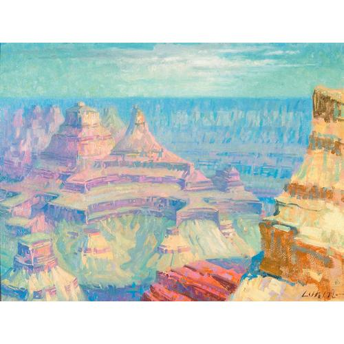 Theodore Lukits Grand Canyon Oil