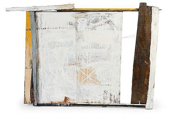 Giuseppe Maraniello (Italian, born 1945) Doni, 1987 45 3/8 x 63 3/8in (115.3 x 161cm)