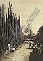 Hugo Brehme (German/Mexican, 1882-1954); Images of Mexico;, Hugo Brehme, Click for value