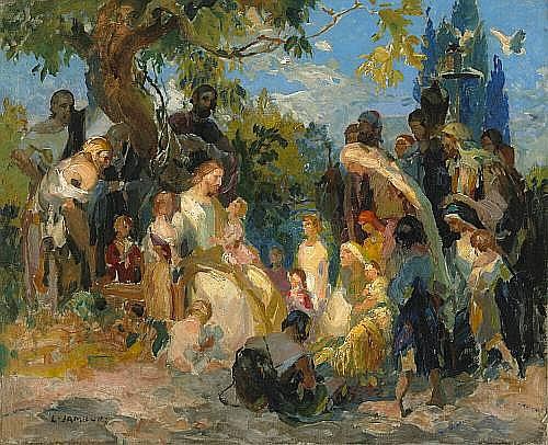 Lajos (Louis) Jambor (Hungarian, 1884-1955)