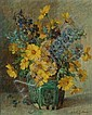 Alice Brown Chittenden (American, 1859-1944) A summer bouquet 20 1/4 x 16 1/4in, Alice Brown Chittenden, Click for value
