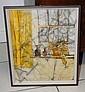 Bernadette Madden (Irish, born 1948) 'Pembroke Road Window', Bernadette Madden , Click for value