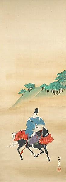 Sakai Doitsu (1845-1913)