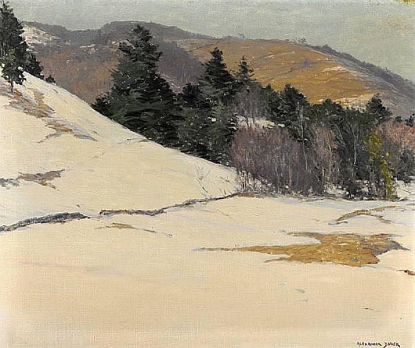 Alexander Bower (American, 1875-1952)