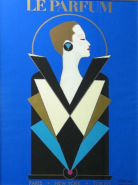 Razzia (Gérard Courbouleix) (French, born 1949); Le Parfum;