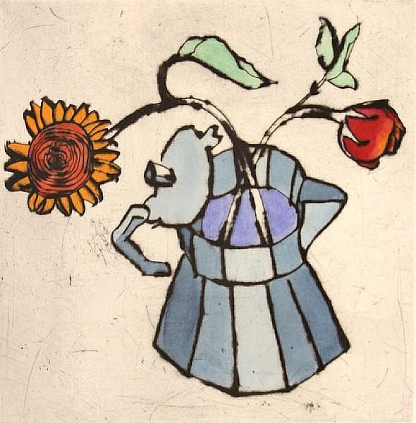 Richard Spare (British, 1951); Coffee Pot;