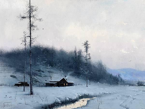 Thomas Kinkade (American, born 1958)