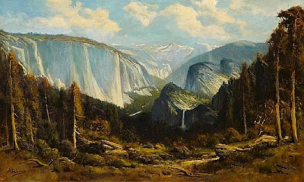 Manuel Valencia (American, 1856-1935)