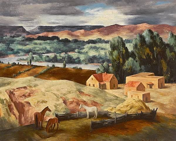 Russell Cowles (American, 1887-1979)