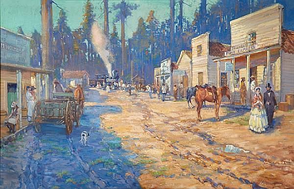 Alson Skinner Clark (1876-1949)
