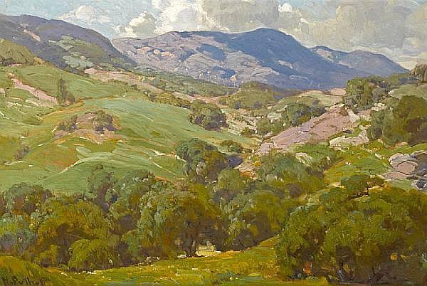 Hanson Puthuff (American, 1875-1972)