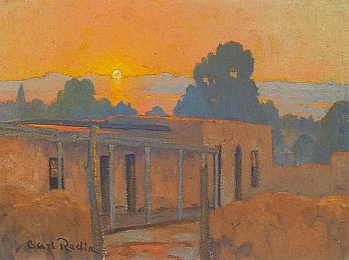 <BR>Carl Redin (American, 1892-1944)