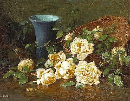 <BR>Edith White (American, 1855-1946)