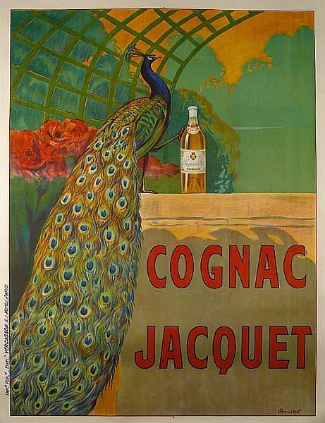 Camille Bouchet (French, 1799-1890); Cognac Jacquet;