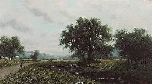 Ransom Gillet Holdredge (American, 1836-1899)