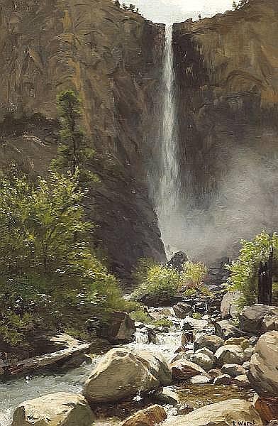 Thaddeus Welch (American, 1844-1919)