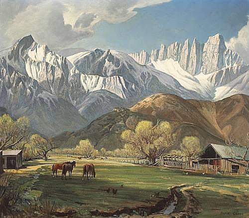 Robert Clunie (American, 1895-1984)