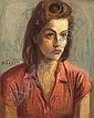 Moses Soyer (American, 1899-1974), Moses Soyer, Click for value