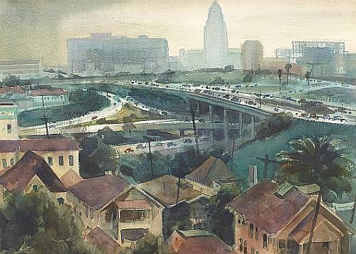 Emil Jean Kosa, Jr. (American, 1903-1968)