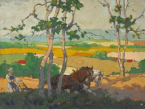 Charles Herbert Woodbury (American, 1864-1940)